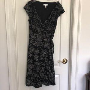 EUC Ann Taylor LOFT Wrap Dress